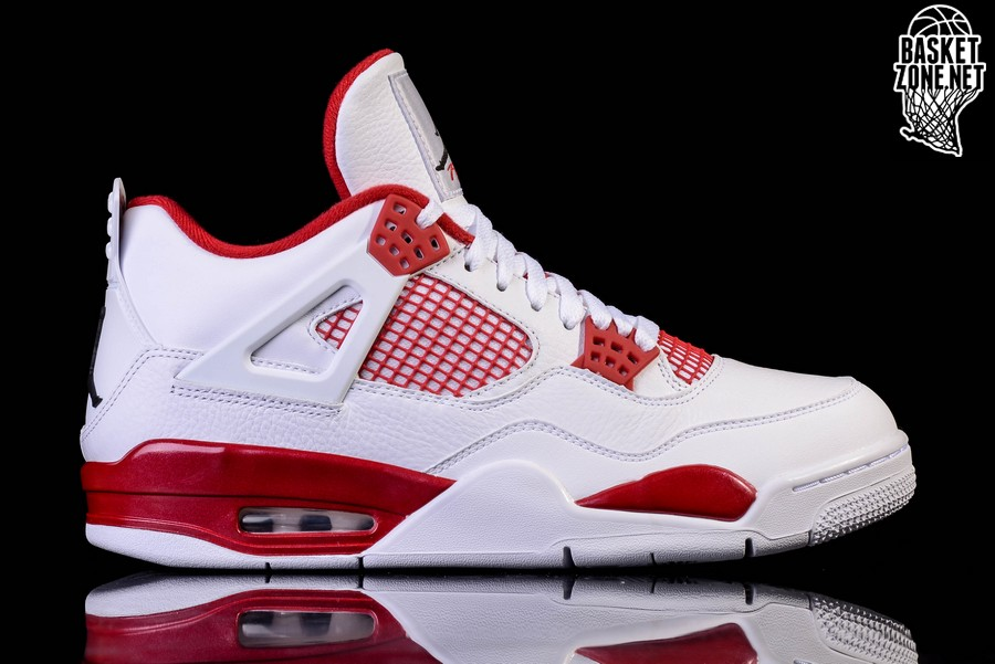 19258b3307af NIKE AIR JORDAN 4 RETRO ALTERNATE  89 price €185.00
