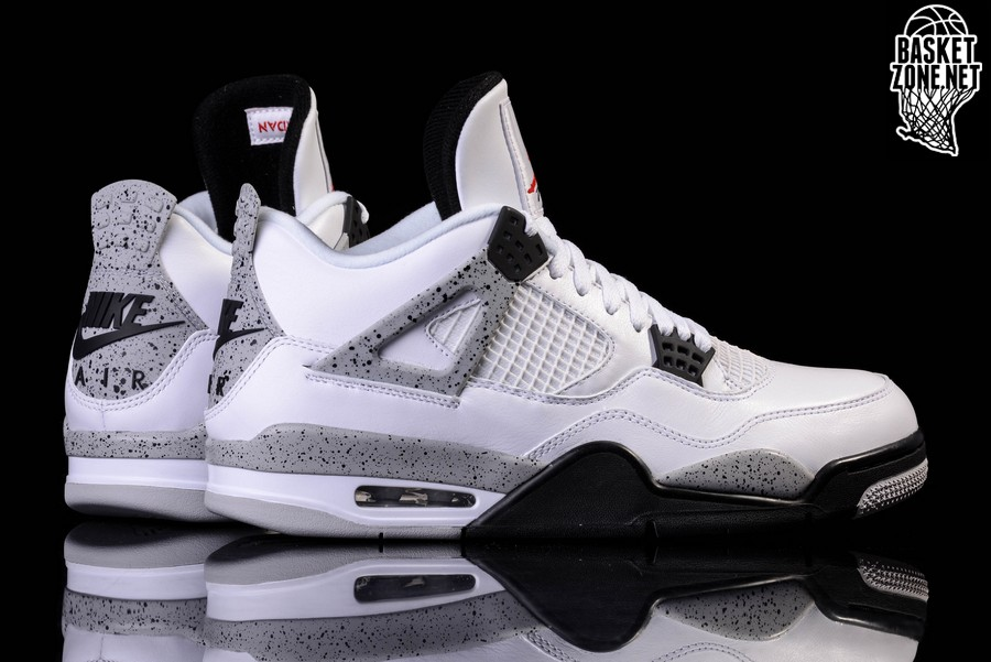 1796812980f NIKE AIR JORDAN 4 RETRO OG  WHITE CEMENT  price €347.50