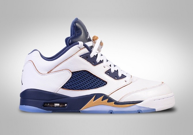 NIKE AIR JORDAN 5 RETRO LOW 'DUNK FROM ABOVE' GS