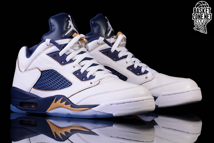 83a8458cc309 NIKE AIR JORDAN 5 RETRO LOW  DUNK FROM ABOVE  price €152.50 ...
