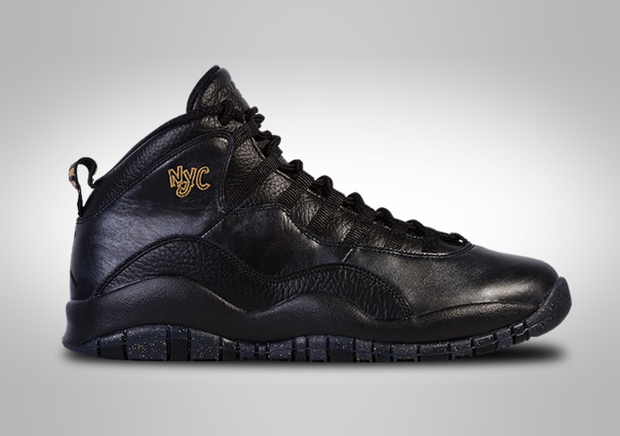 lowest discount running shoes quite nice NIKE AIR JORDAN 10 RETRO BG NYC CITY PACK price €105.00 ...