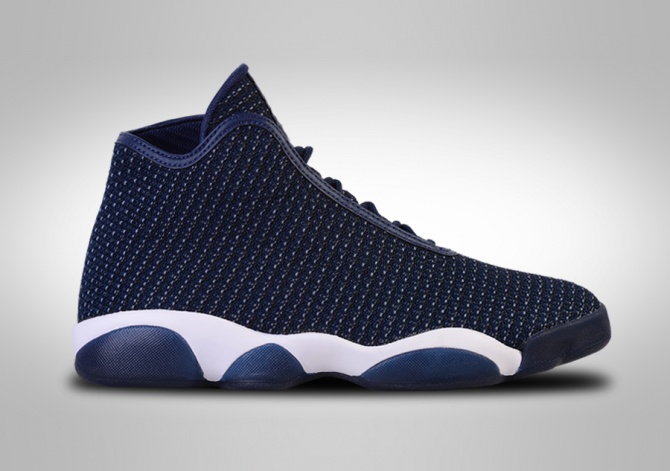 Nike Jordan Horizon Low Blu Navy Da Uomo Taglia UK 7.5