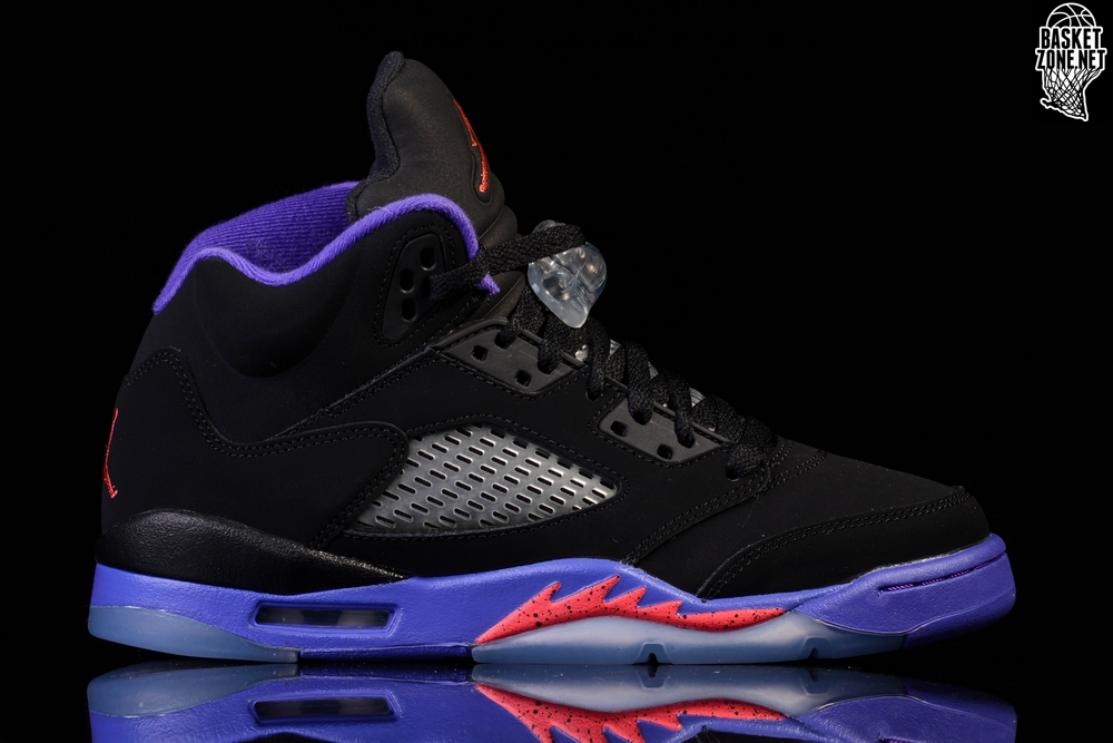 official photos 65804 94759 NIKE AIR JORDAN 5 RETRO RAPTORS GG