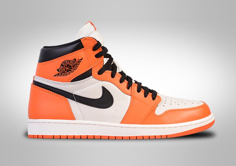 air jordan 1 arancio