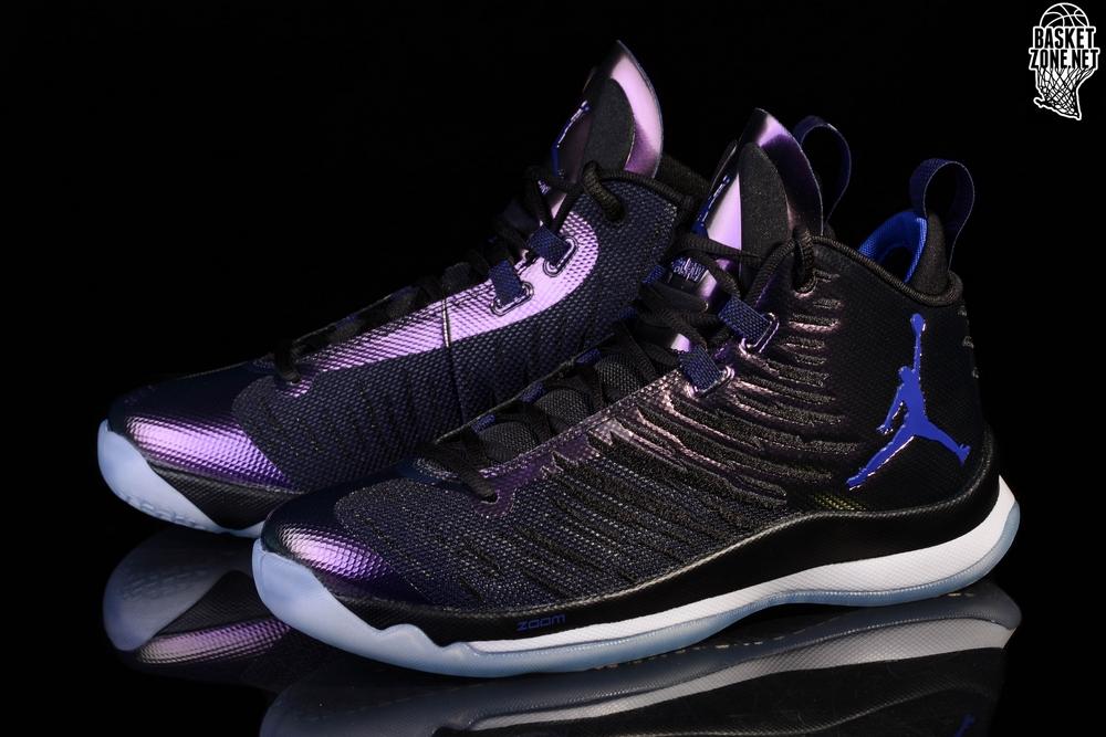 Nike Air Jordan Super Fly 5 Uomo Basket Scarpe UK 7 7.5 9.5 11 17 844677 003