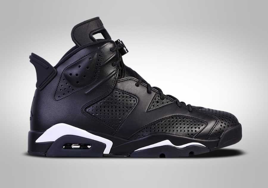 NIKE AIR JORDAN 6 RETRO BLACK CAT