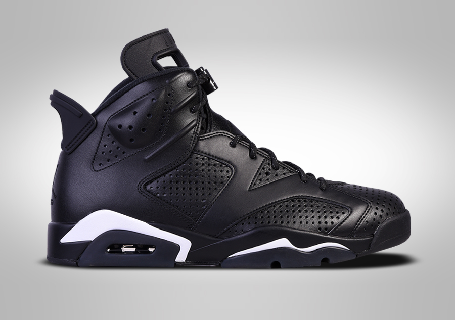 Nike Air Jordan 6 Retro Black Cat Per 172 50