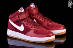 reputable site dc0bd be282 NIKE AIR FORCE 1 TEAM RED