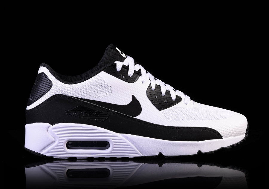 online store 92f8a 097ab NIKE AIR MAX 90 ULTRA 2.0 ESSENTIAL BLACK-WHITE per €117,50   Basketzone.net