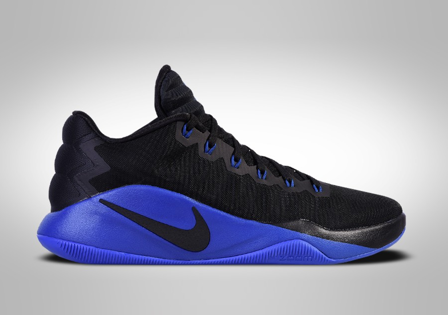 ff76b0bb6329 NIKE HYPERDUNK 2016 LOW BLACK BLUE price €105.00