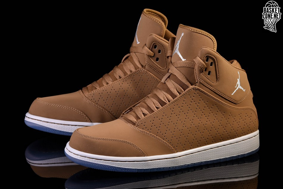 the latest sold worldwide release date NIKE AIR JORDAN 1 FLIGHT 5 PREMIUM BROWN CHOCO price €109.00 ...