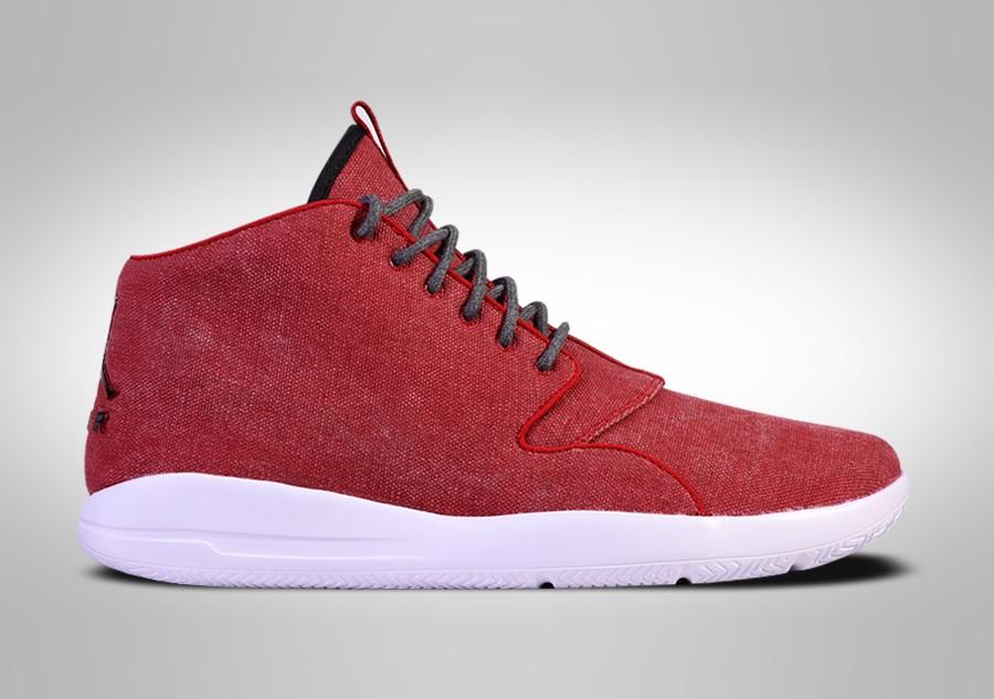 sale retailer 96640 054b8 NIKE AIR JORDAN ECLIPSE CHUKKA RED price €102.50   Basketzone.net