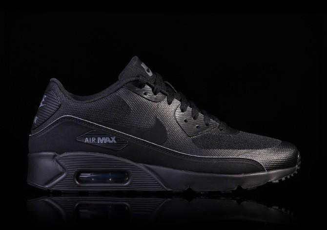 NEW Nike Air Max 90 Ultra 2.0 Flyknit Men Run Size Triple