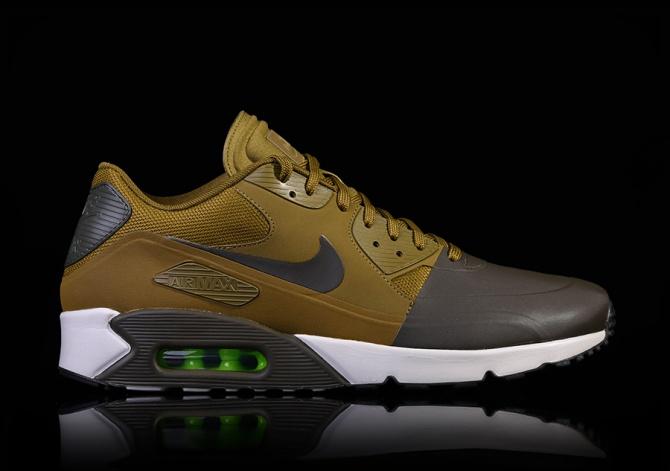 Nike Air Max 90 Ultra 2.0 SE Taglia 9 UK 44 EUR Desert Beige Bianco 876005 200