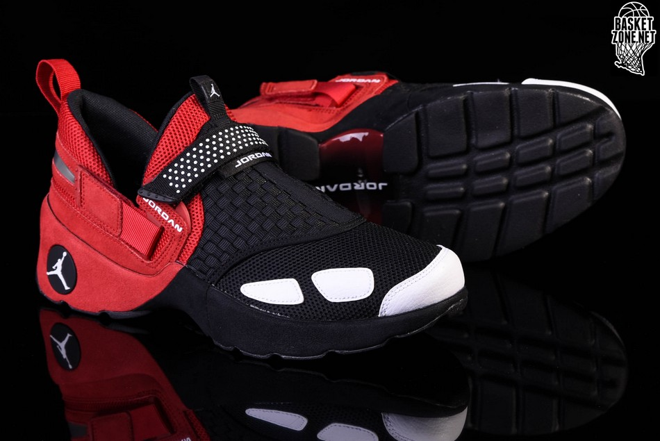 new product 66443 66469 NIKE AIR JORDAN TRUNNER LX OG BRED