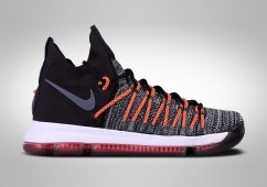 NIKE ZOOM KD 9 ELITE HYPER ORANGE