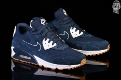 official photos 6c767 30641 NIKE AIR MAX 90 PREMIUM ARMORY NAVY pour €132,50 ...