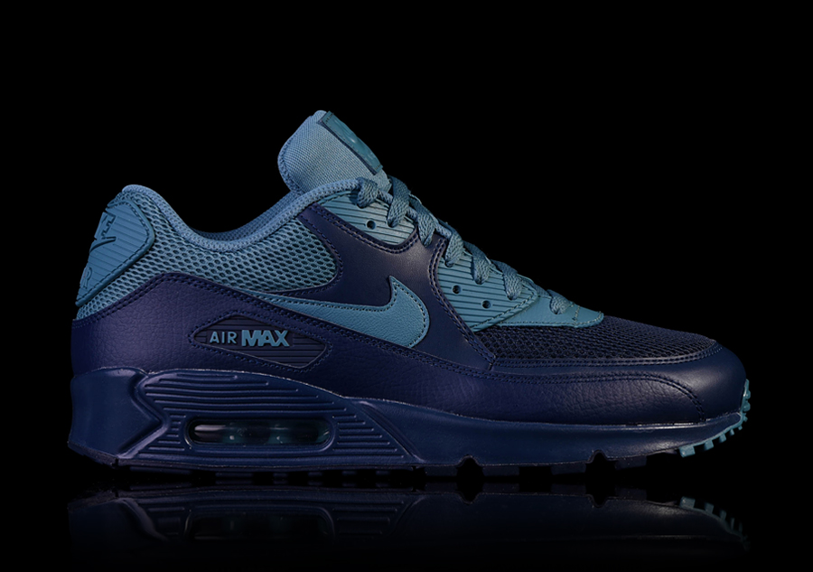 cheap nike air max 90 essential navy blue e9dc7 38249