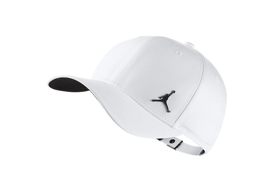 b98b7ca826d ... coupon code for nike air jordan classic99 metal jumpman hat white 0b022  dbc9f