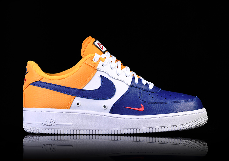 finest selection 5242a 52bdf NIKE AIR FORCE 1 07 LV8 MINI SWOOSH BARCELONA per €99,00  Basketzone.net
