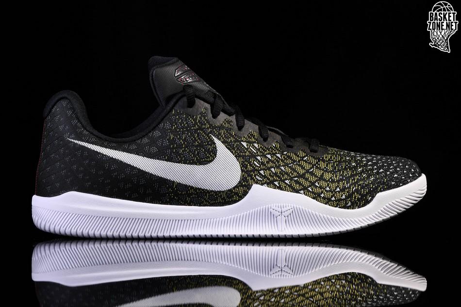 Nike Kobe Mamba istinto Nero Taglia UK 12 EUR 47.5 US 13 852473 001
