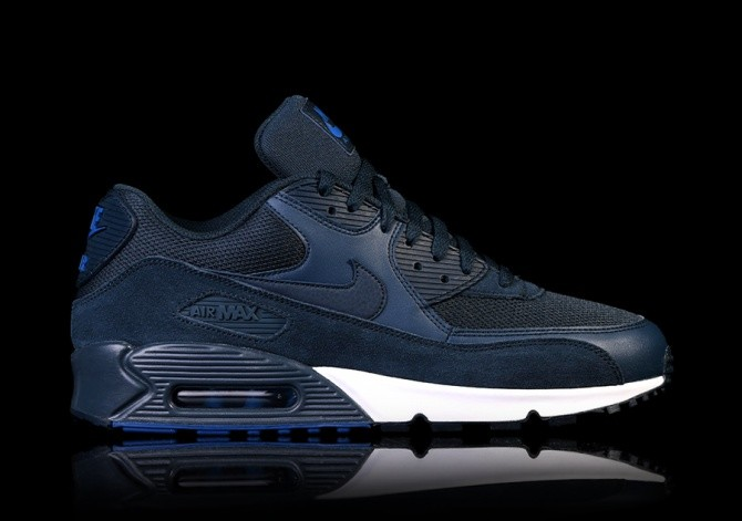 c3e78e9de1f NIKE AIR MAX 90 ESSENTIAL NAVY BLUE price €115.00 | Basketzone.net