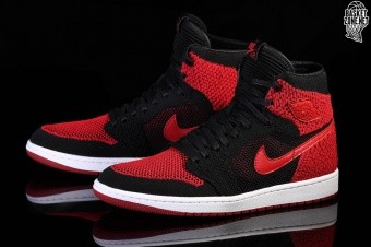 purchase cheap 6b3c7 64bf7 NIKE AIR JORDAN 1 RETRO HIGH FLYKNIT BANNED