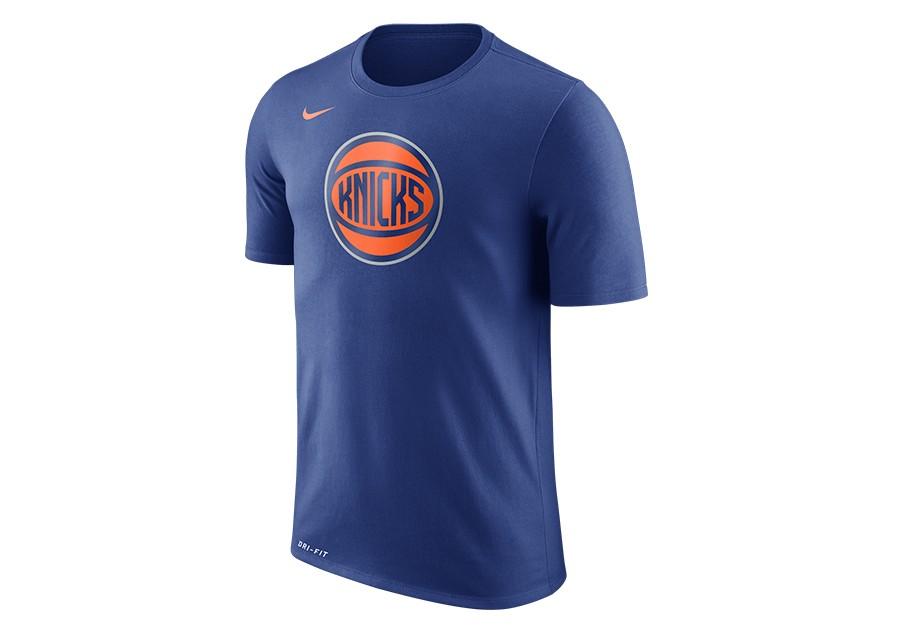 9e93846f NIKE NBA NEW YORK KNICKS DRY LOGO TEE RUSH BLUE price €25.00 ...