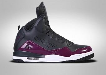 NIKE AIR JORDAN SC-3 BLACK PURPLE