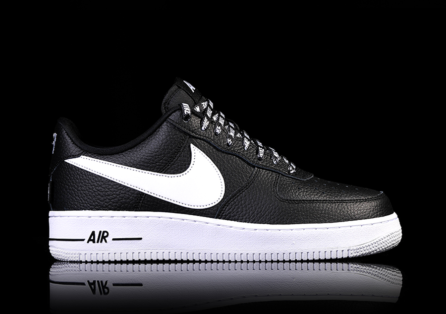 best authentic 2ff81 31092 NIKE AIR FORCE 1 07 LV8 NBA PACK BLACK per €99,00  Basketzon