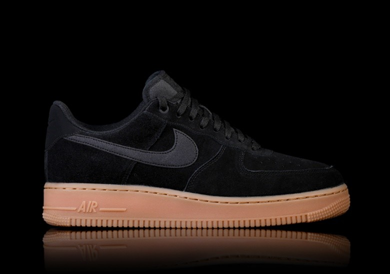 NIKE AIR FORCE 1  07 LV8 SUEDE BLACK por €107 f3e215e4f7c12