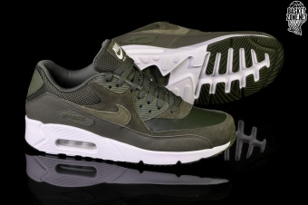 f84c1616c20e3 NIKE AIR MAX 90 ULTRA 2.0 LEATHER CARGO KHAKI voor €112
