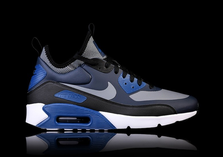 NIKE AIR MAX 90 ULTRA MID WINTER OBSIDIAN