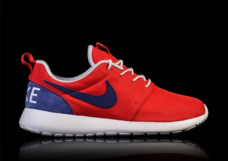 7859fbad049b NIKE ROSHE ONE RETRO UNIVERSITY RED LOYAL BLUE-SAIL price €89.00 ...