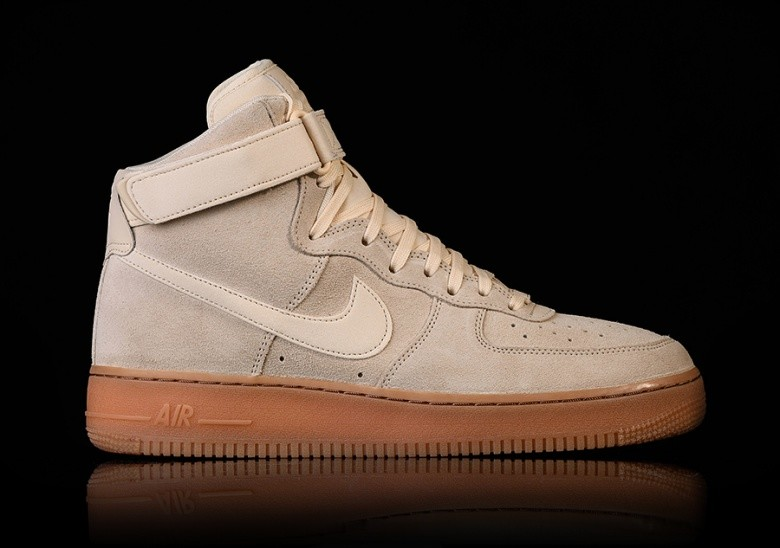 new concept a1829 93419 NIKE AIR FORCE 1 HIGH  07 LV8 SUEDE MUSLIN
