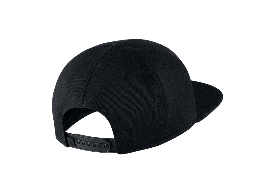 b473aeb5d9039c NIKE AIR JORDAN JUMPMAN SNAPBACK HAT BLACK GYM RED price €25.00 ...
