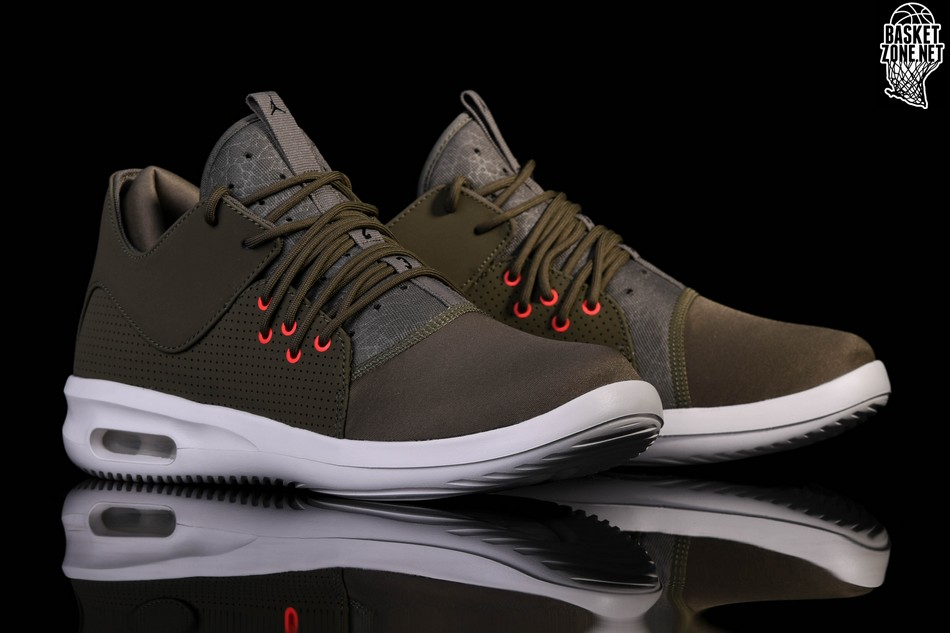 2602b80826b NIKE AIR JORDAN FIRST CLASS OLIVE price €95.00 | Basketzone.net