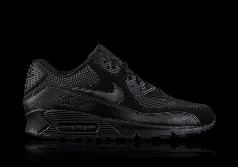 sale retailer 45bf8 bef5e ... good nike air max 90 essential all black cbae1 40cdf