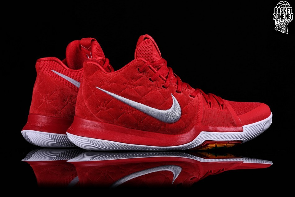 afd5c9fc185b5 NIKE KYRIE 3 RED SUEDE price €102.50 | Basketzone.net