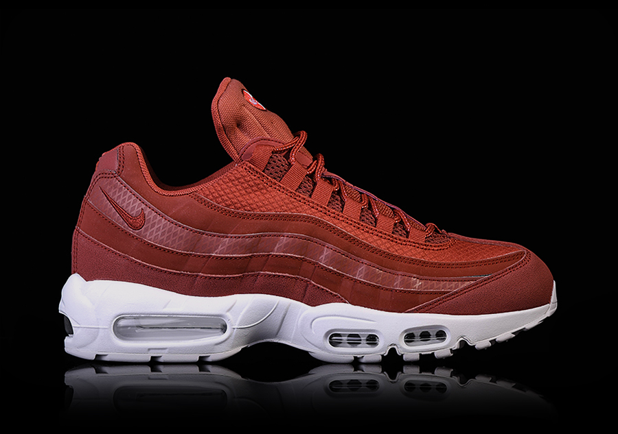 Nike AIR MAX 95 Ultra Rosso UK 6.5 US 7.5