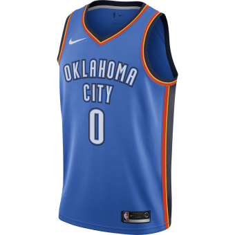 NIKE NBA OKLAHOMA CITY THUNDER ROAD
