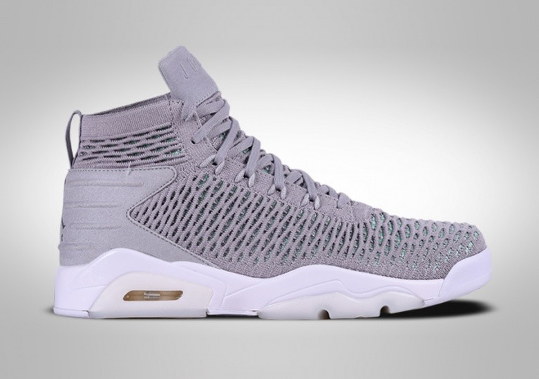 NIKE AIR JORDAN FLYKNIT ELEVATION 23 COOL GREY
