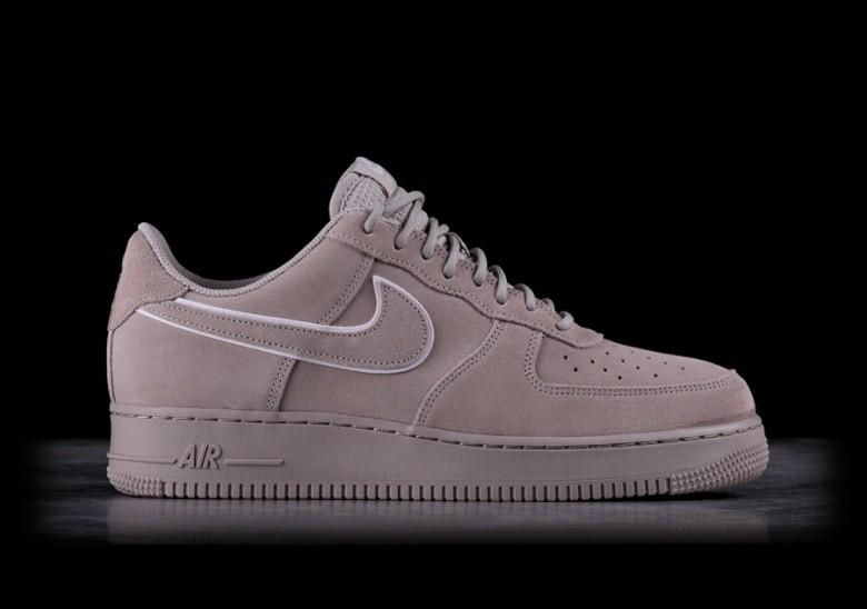 best service 58464 3ae2b NIKE AIR FORCE 1  07 LV8 SUEDE TAUPE
