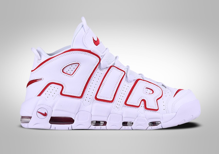 8d0c04bfd27 NIKE AIR MORE UPTEMPO '96 WHITE VARSITY RED price €165.00 ...