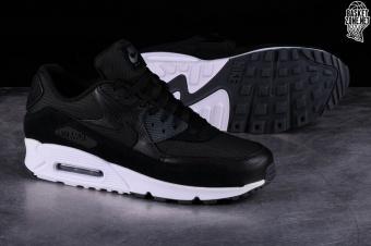 online retailer 806b5 ba842 NIKE AIR MAX 90 PREMIUM BLACK