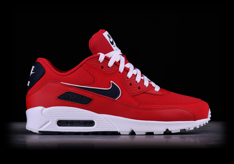 pretty nice d51ff e7947 NIKE AIR MAX 90 ESSENTIAL UNIVERSITY RED per €137,50   Basketzone.net