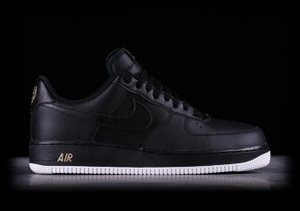 finest selection 0f787 3d60c NIKE AIR FORCE 1 07 BLACK