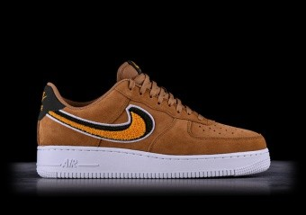 NIKE AIR FORCE 1 '07 LV8 MUTED BRONZE