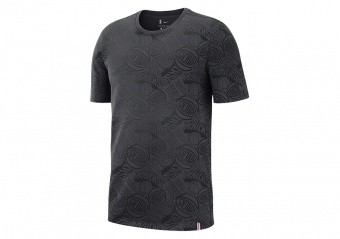 NIKE NBA NEW YORK KNICKS TEE ANTHRACITE