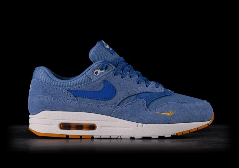 best sneakers cb898 73eb0 NIKE AIR MAX 1 PREMIUM MINI SWOOSH price €125.00 | Basketzone.net